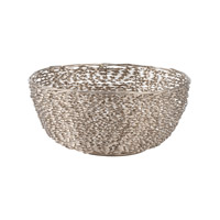 Lazy Susan by Dimond Wire Dish in Silver 559004