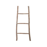 Lazy Susan by Dimond Signature Washed Ladder in Light Wood 594038