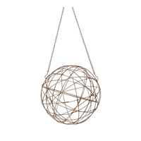 Lazy Susan by Dimond Wire Wire Sphere in Aged Iron 594045
