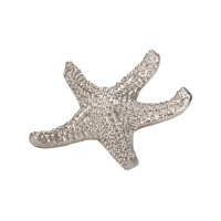 Lazy Susan by Dimond Signature Sea Star in Silver 625026