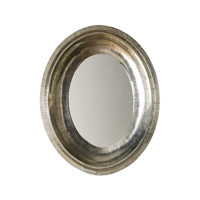 Lazy Susan by Dimond Royal Mirror in Silver 665009