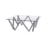 Dimond Home Gehring Coffee Table in Restoration Grey 7011-054