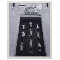 Rock Center II Cappuccino Foam Wall Decor