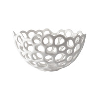 Lazy Susan by Dimond Signature Dish in White 724022