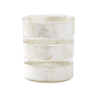 Lazy Susan by Dimond Signature Votive in White 784055