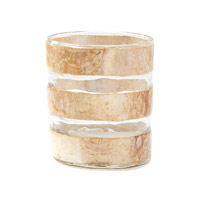 Lazy Susan by Dimond Signature Votive in Gold 784056