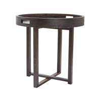 Lazy Susan by Dimond Signature Side Table Tray in Brown 784058