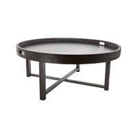 Lazy Susan by Dimond Signature Coffee Table Tray in Brown 784059