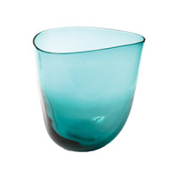 Dimond Home by Dimond Juniper Vase in Green 787113