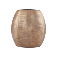 Dimond Kolkata Vase/Urn in Gold 8178-058