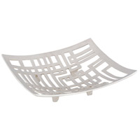 Dimond Lighting Keishi Platter in Nickel 8178-064