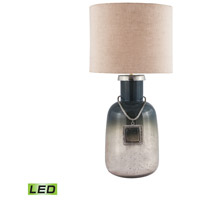 Iceland 23 inch 9.5 watt Iceland Mercury Table Lamp Portable Light in LED