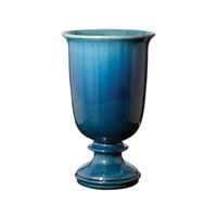 Lazy Susan by Dimond Marine Ceramic Urn in Blue 857008