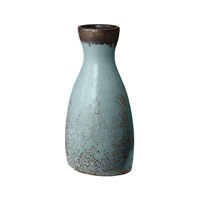 Dimond Home by Dimond Rustic Watering Jug in Blue 857059
