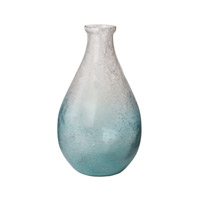 Lazy Susan by Dimond Ombre Vase in Blue 876001