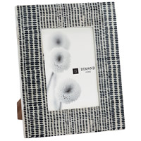 Dimond Lighting Sabratha Picture Frame in Black,White 8903-060