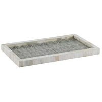 Dimond Lighting Sabratha Tray in Black,White 8903-0Dimond Lighting