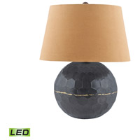 Dimond Lighting Cordoba 1 Light Table Lamp in Bronze,Solder 8983-031-LED