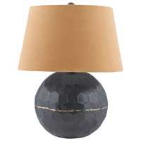 Dimond Lighting Cordoba 1 Light Table Lamp in Bronze,Solder 8983-031