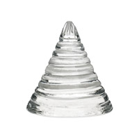 Sliced Clear Cone