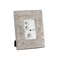Lazy Susan by Dimond Lighting Textured Photo Frame in Nickel 8988-005