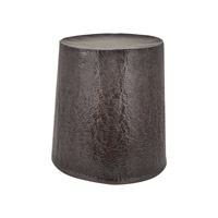 Lazy Susan by Dimond Lighting Drum Stool in Bronze 8990-025
