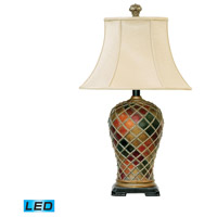 Dimond Lighting Joseph 1 Light Table Lamp in Bellevue 91-152-LED