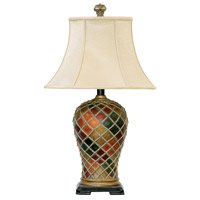 Dimond Lighting 91-152 Joseph 30 inch 150 watt Bellevue Table Lamp Portable Light in Incandescent