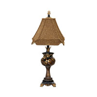 Dimond Lighting Cristobal Compote 1 Light Table Lamp in Cambridge Bronze 91-982