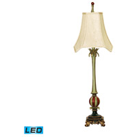Dimond Lighting 93-071-LED Whimsical Elegance 35 inch 13.5 watt Columbus Table Lamp Portable Light in LED