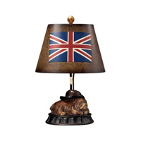 Dimond Lighting Wakefield 1 Light Table Lamp in Princeton 93-10005