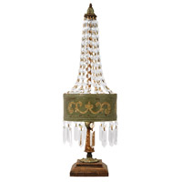 Dimond Lighting Eiffel 1 Light Table Lamp 93-650