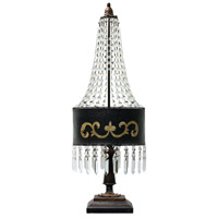 Grand Eiffel 34 inch 60 watt Table Lamp Portable Light