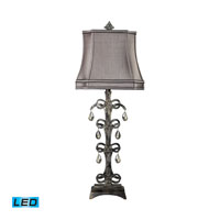 Castello 37 inch 13.5 watt Durand Table Lamp Portable Light in LED