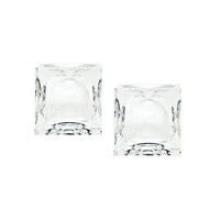 Lazy Susan by Dimond Signature Crystal Cubes in Clear 980016/S2