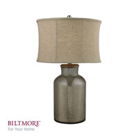 Dimond Lighting Biltmore For Your Home  Cattell 1 Light Table Lamp in Antique Mercury D2412