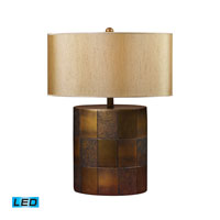 Dimond Lighting Herndon 1 Light Table Lamp in Portico D1502-LED