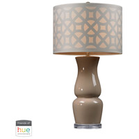 Dimond Lighting Taupe Ceramic Table Lamps