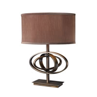 Dimond Jordan 1 Light Table Lamp in Oil Rubbed Bronze D1803
