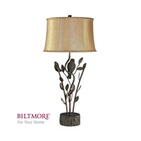 Dimond Biltmore For Your Home Winter Garden 1 Light Table Lamp in Aria Bronze D2032