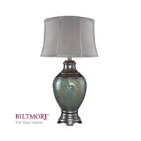 Dimond Biltmore For Your Home Chippendale 1 Light Table Lamp in Pinery Green D2056