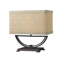 Dimond Sailsbury 1 Light Table Lamp in Dark Bronze D2139