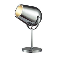 Dimond Champlain 1 Light Task Lighting in Chrome D2188 photo thumbnail