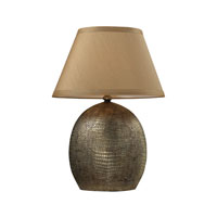 Dimond Gilead 1 Light Table Lamp in Meknes Bronze D2221 photo thumbnail