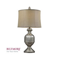 Dimond Emma 1 Light Table Lamp in Antique Mercury Glass D2238
