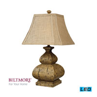 Dimond Lighting Biltmore For Your Home  Brevard 1 Light Table Lamp in Vineyard D2269-LED