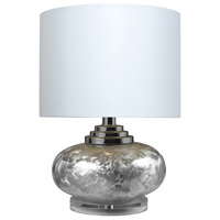 Dimond Lighting Signature 1 Light Table Lamp in Frost Ceramic and Acrylic D234
