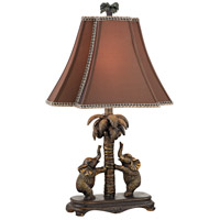 Dimond Adamslane 1 Light Table Lamp in Bridgetown Bronze D2475