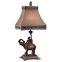 Dimond Alanbrook 1 Light Table Lamp in Brasilia Bronze D2476