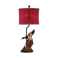 Dimond Duck Hunt 1 Light Table Lamp in Whitsun D2482